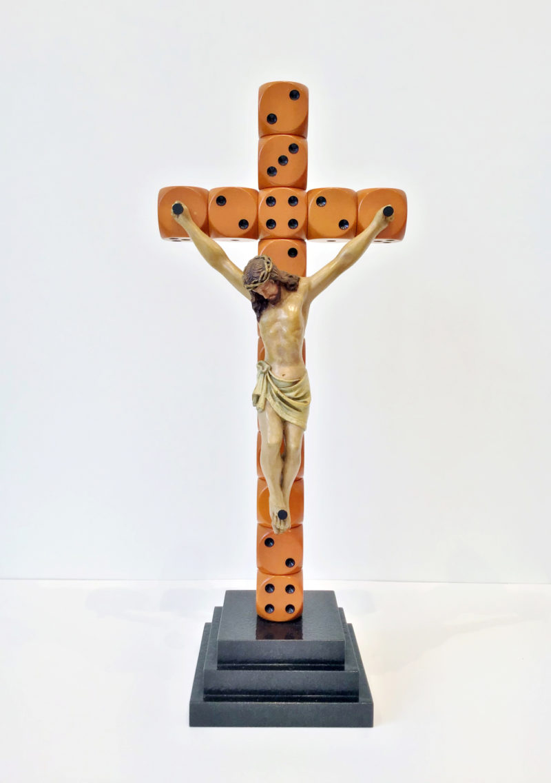 Jesus Dice Cross