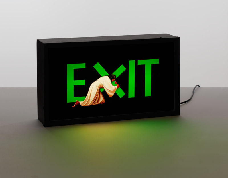 Exit Jesus
