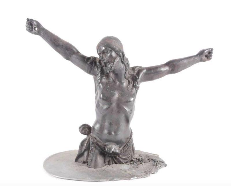 Melted Jesus