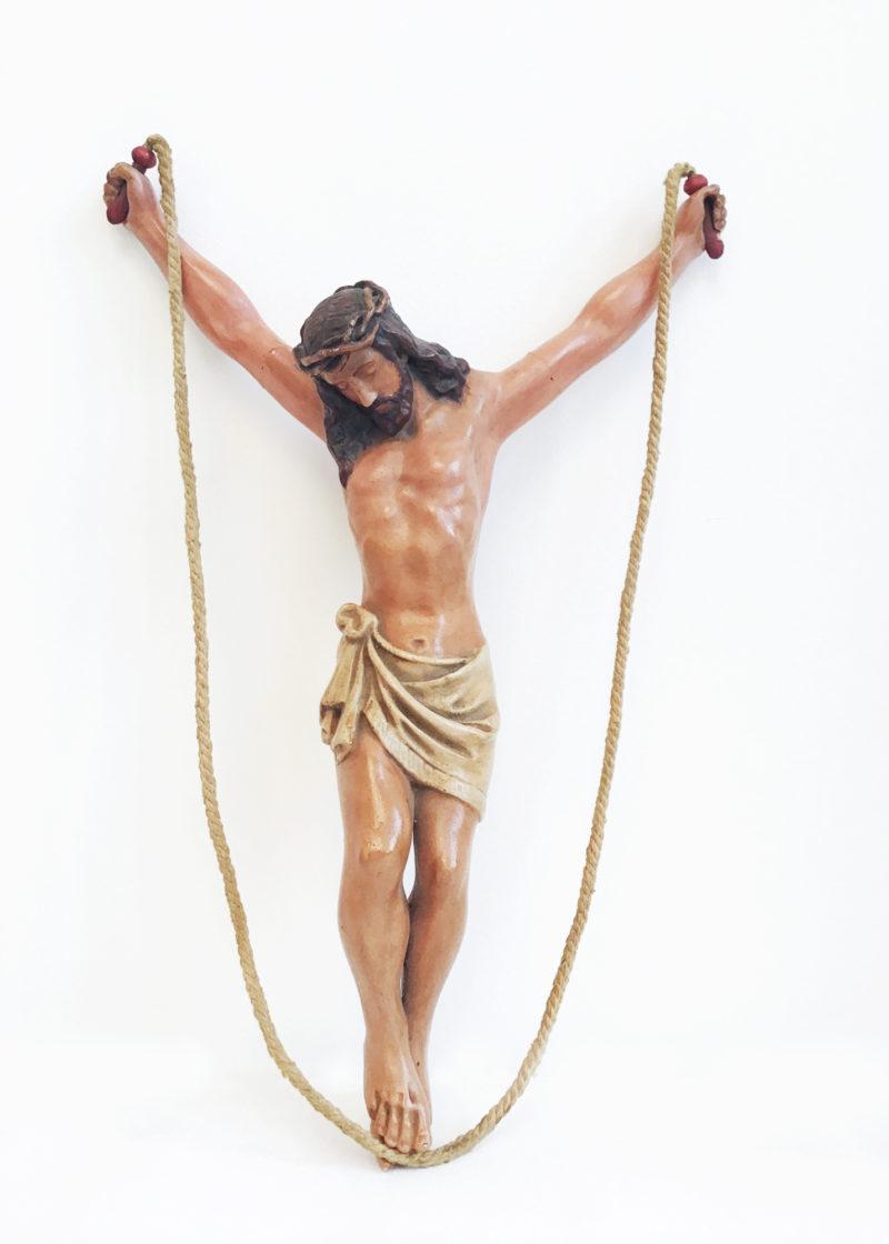 Jesus Skipping
