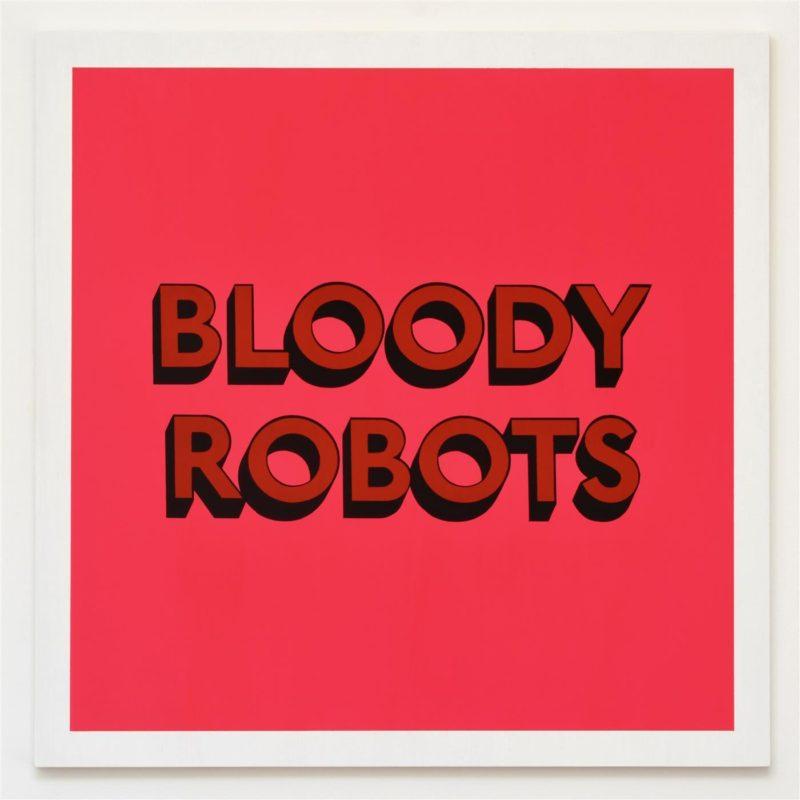 BLOODY ROBOTS