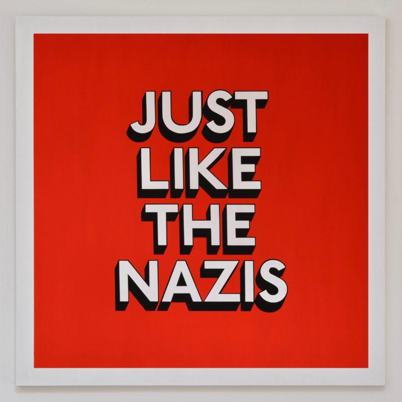 JUST LIKE THE NAZIS (Original)