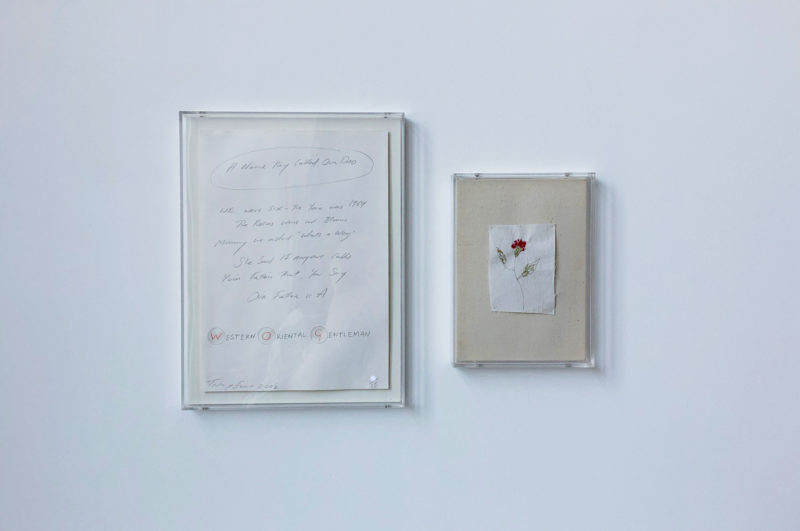 Tracey Emin | A Name they Called Our Dad
