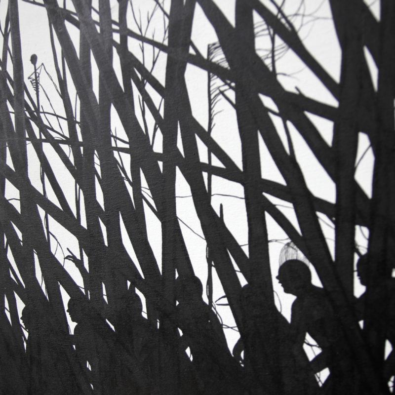 Adrift - A New Exhibition By Spanish Street Artist David de la Mano | Coming Soon
