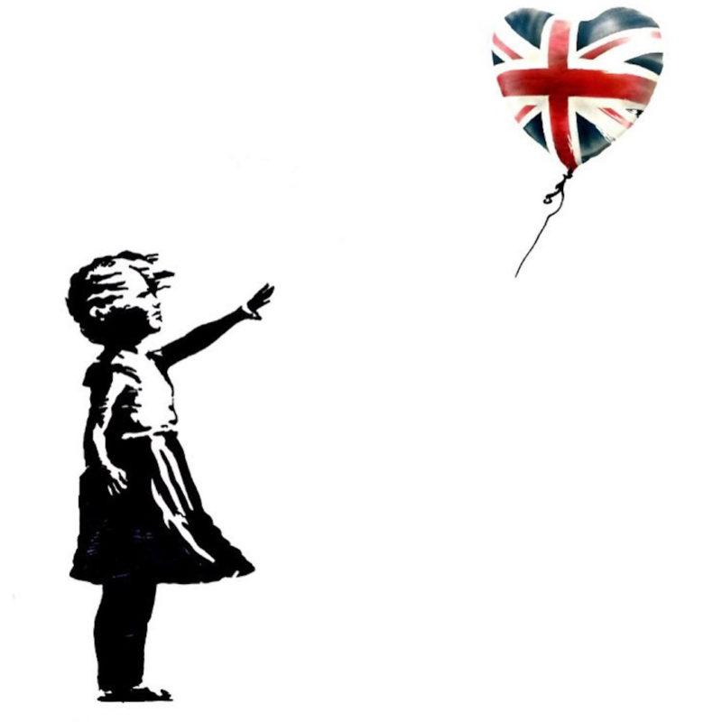 Banksy Pulls Ultimate Election Stunt