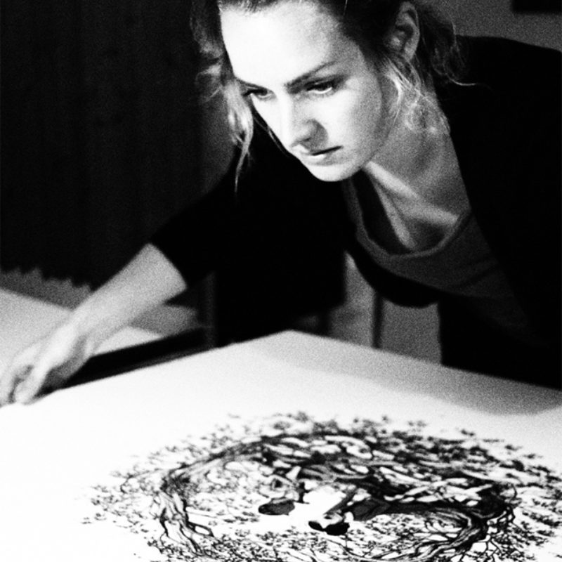 Artist Interview: Candice Tripp by Mike Snelle