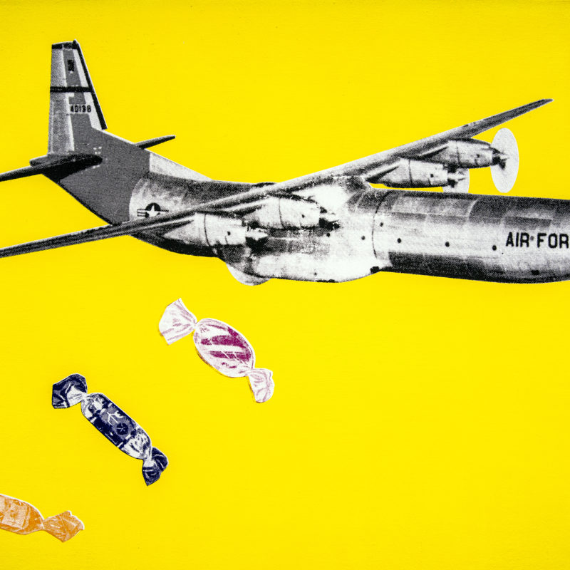Joe Webb & Peace One Day Charity