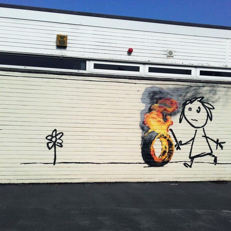 Banksy | The Bristol Legend