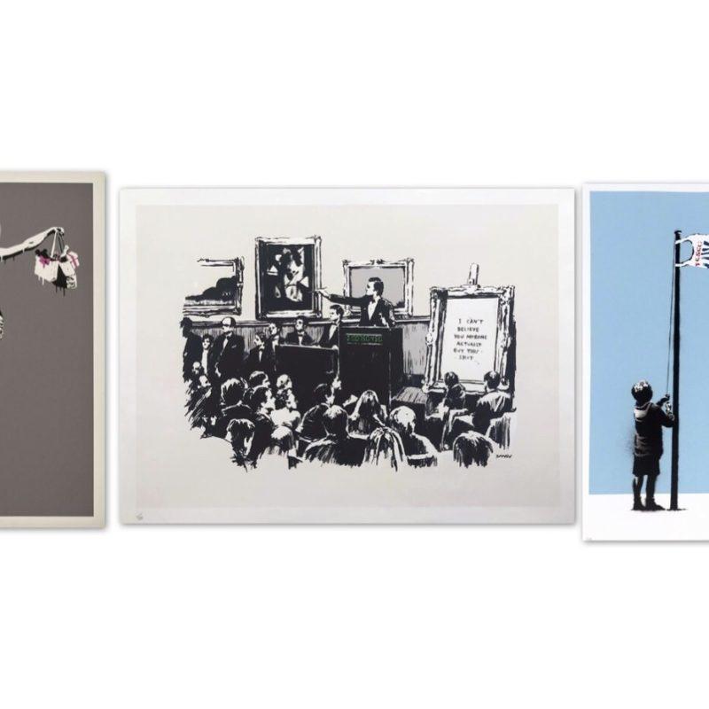 Banksy and British Humour | TYPE