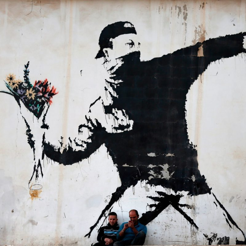 7 Things You Should Know About Banksy   The UK's Favourite Artist