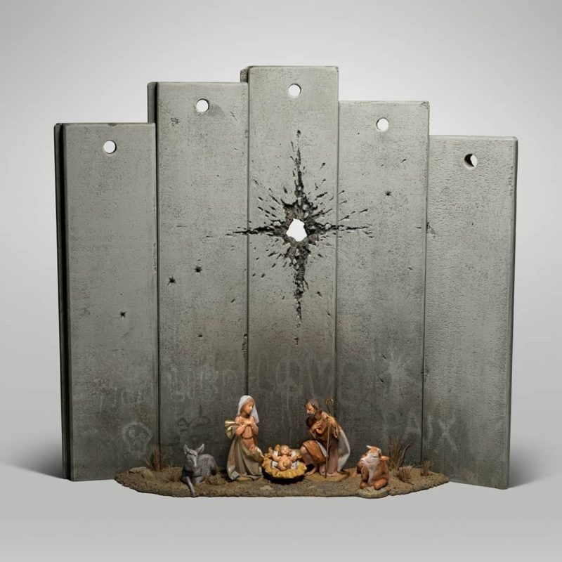 Have Yourself A Very Banksy Christmas