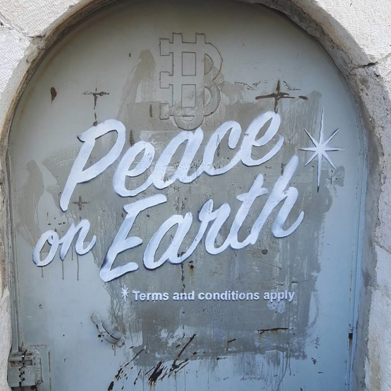Banksy Opens 'The Alternativity' - A Christmas Extravaganza in the Heart of Bethlehem