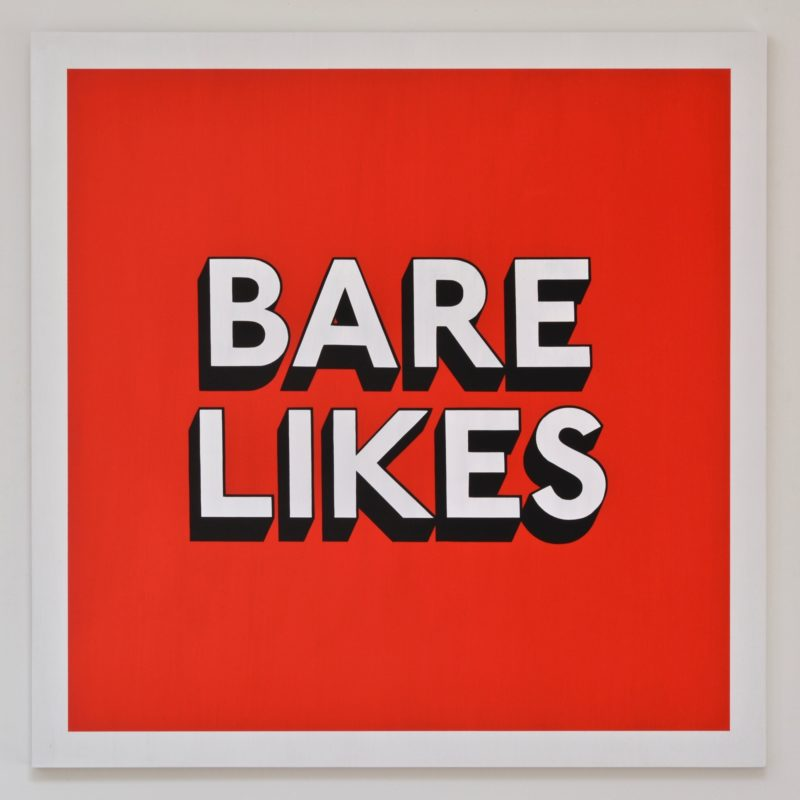 Competition Time | Win Tim Fishlock's New Print BARE LIKES