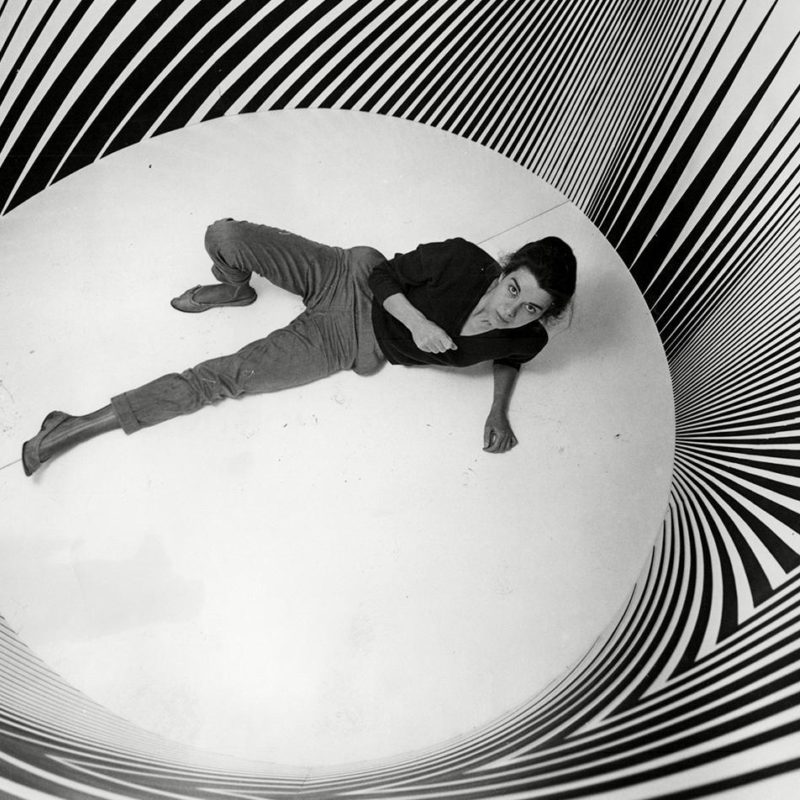 5 Things You Should Know About | Bridget Riley