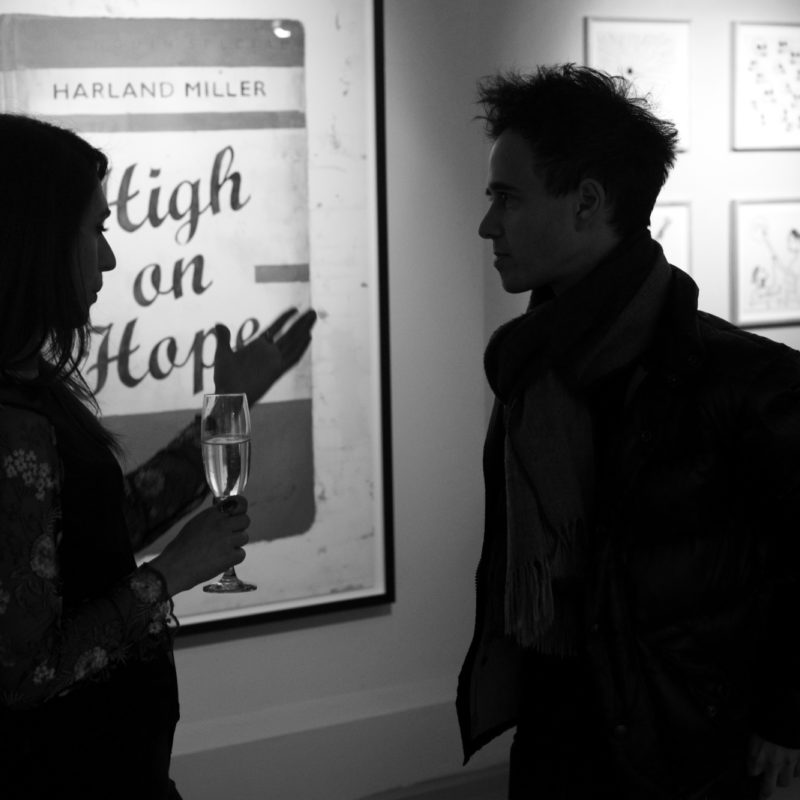 Video of TYPE Exhibition Launch | Private View Evening