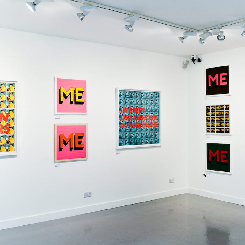 Oddly Head | Repeat After Me | Private View at Hang-Up Gallery