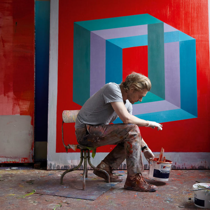 York, So Good They Named It Once   Harland Miller's Largest Show to Date To Open In His Hometown