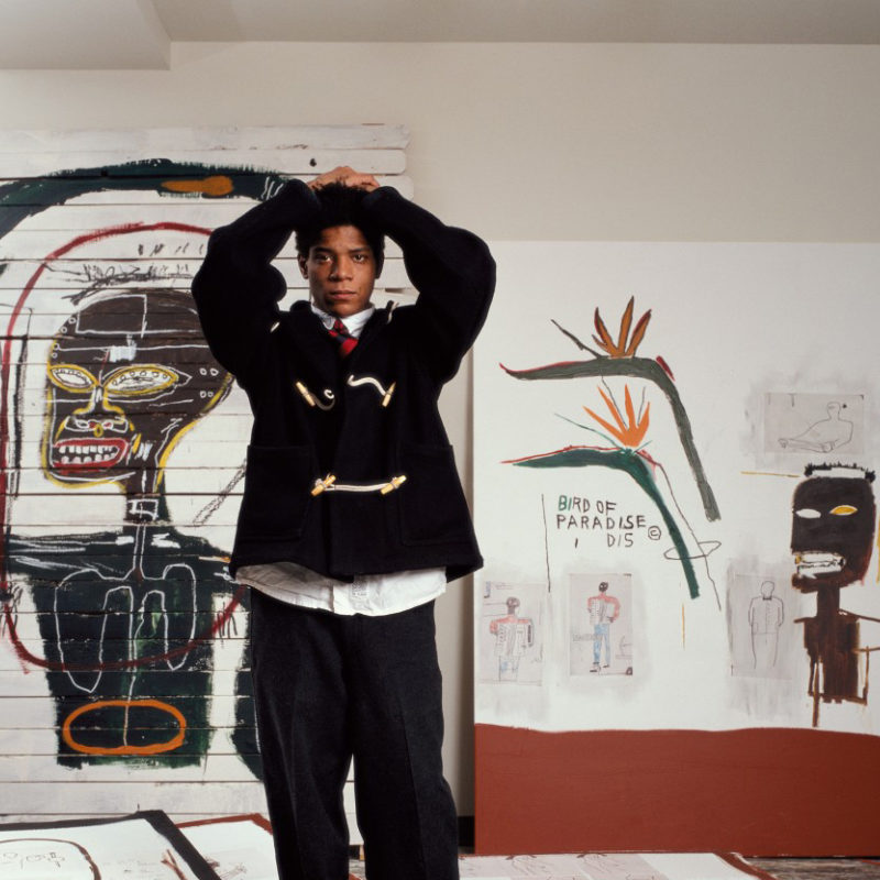 Jean-Michel Basquiat   A Closer Look Through Newly Available Works