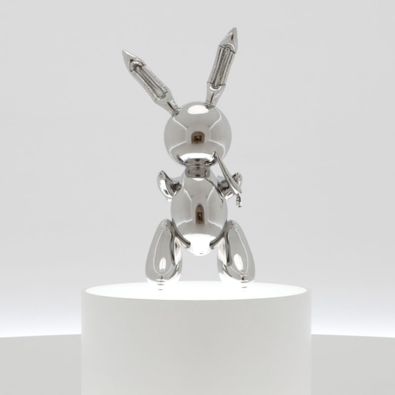 Jeff Koons Breaks World Record & More from Christie's, New York