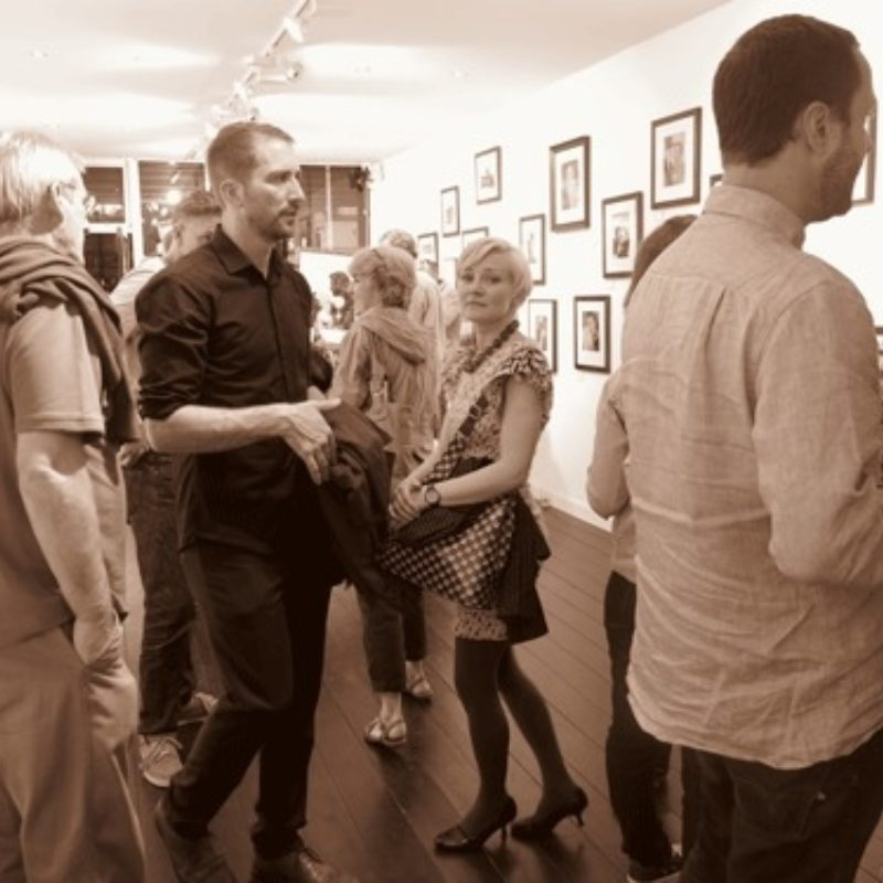 Joe Webb Private View