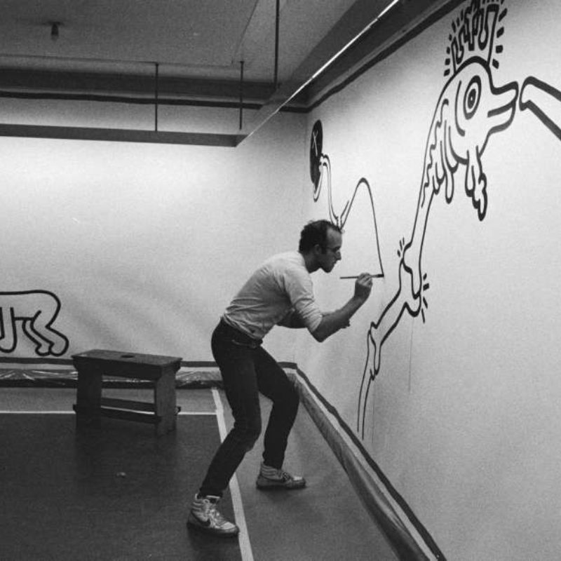 Keith Haring's Legacy & Newly Available Prints