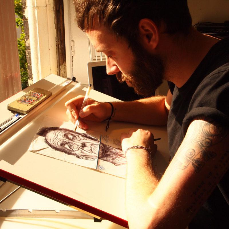 Artist Interview: Mark Powell - Part one