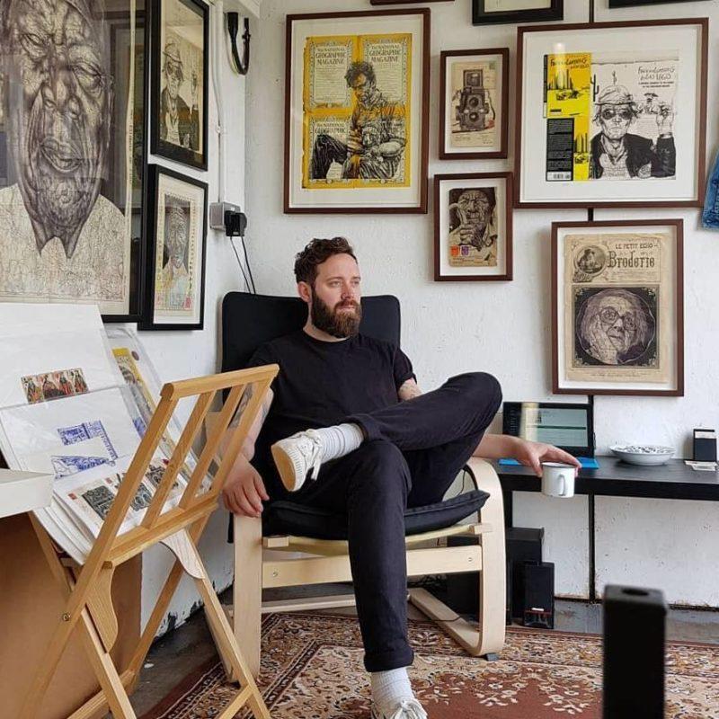 Meet the Artist | Mark Powell