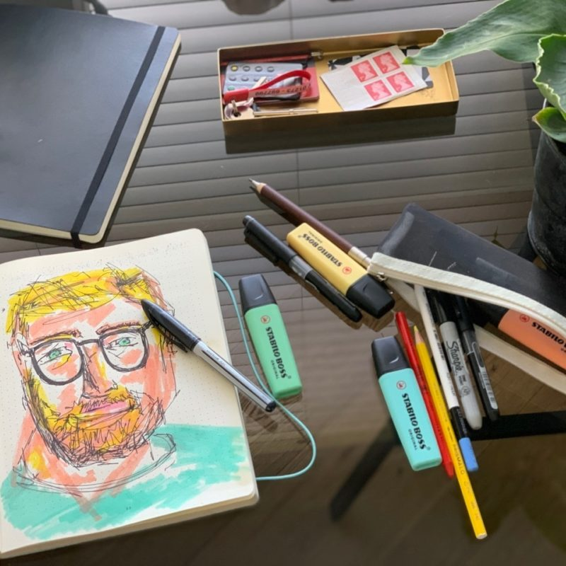 How Our Artists Are Staying Creative at Home | Pt. II