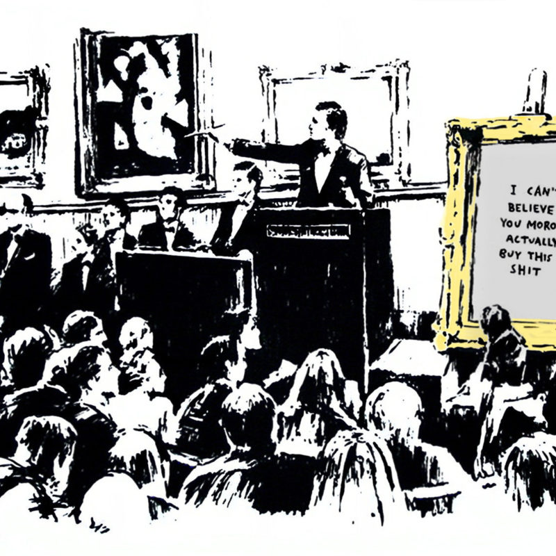 Top 10 Most Expensive Banksy's