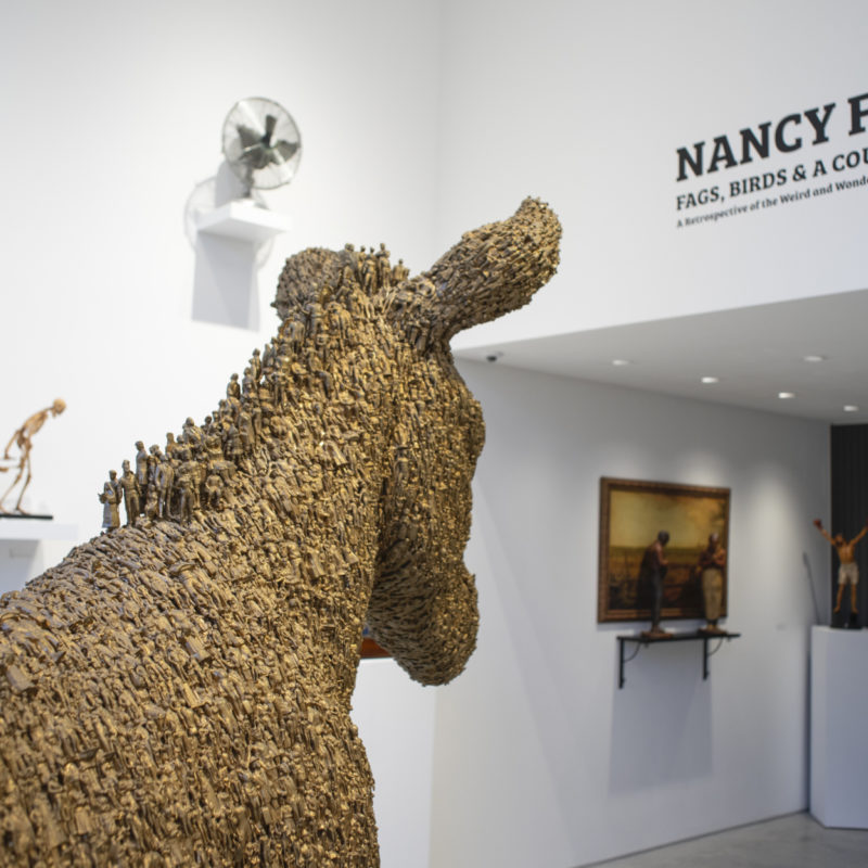 Step Into the Wonderful World of Nancy Fouts (from Home)