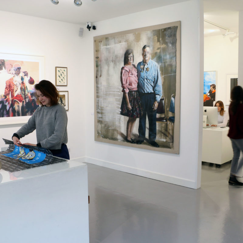How To | Use Own Art at Hang-Up Gallery