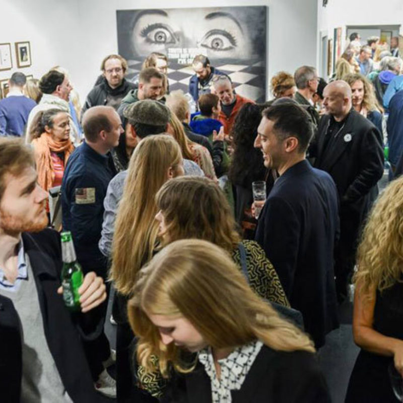 Private View - So It Goes... An Exhibition by The Connor Brothers