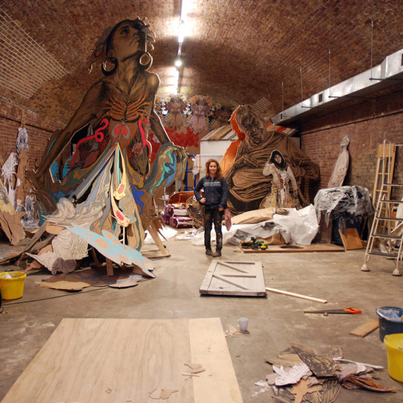 In Conversation with Swoon