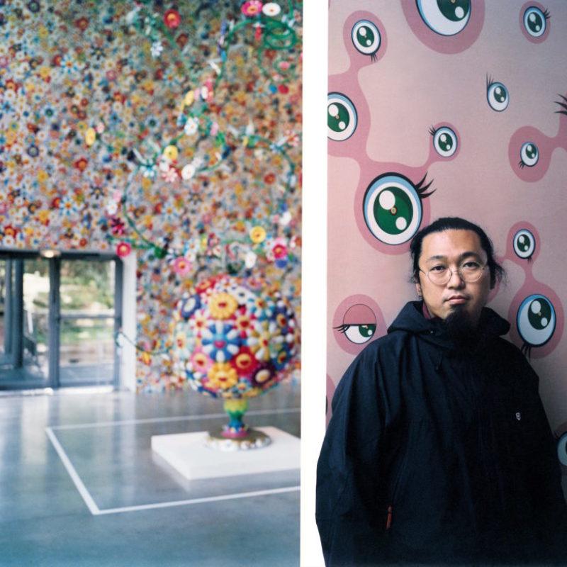 Meet the Cast of Takashi Murakami's Work