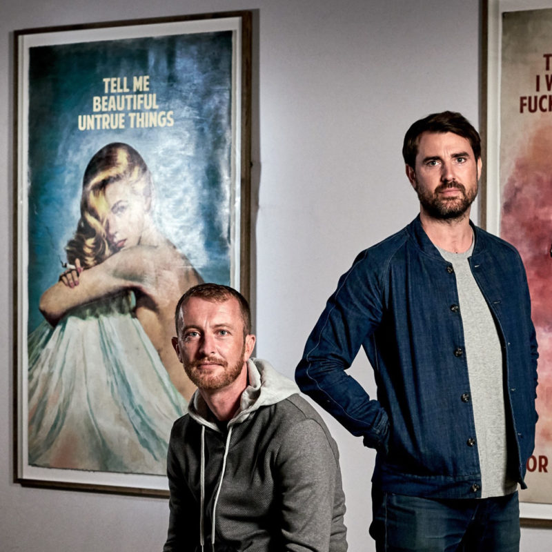 The Connor Brothers | Artist Interview | Hang-Ten