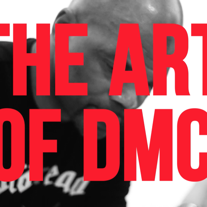 The Official Video for The Art of DMC Launch at Hang-Up Gallery London