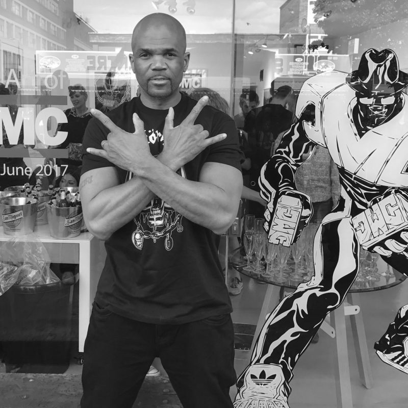 The Art Of DMC at Hang-Up Gallery takes London by storm