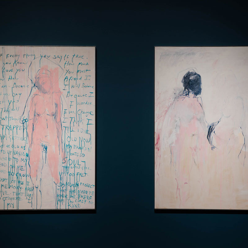 Naked Attraction | Tracey Emin & Edvard Munch